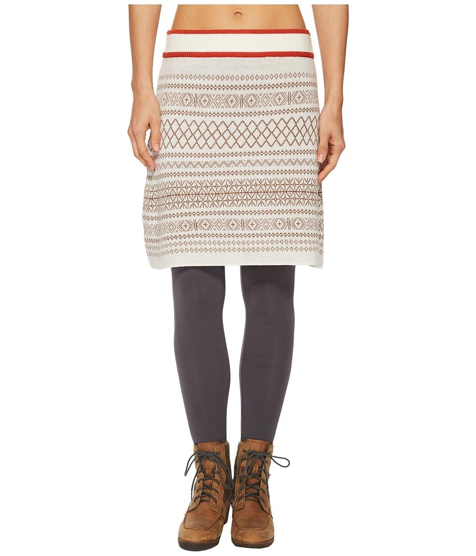 Aventura Clothing Avalon Skirt (Whisper White) Women