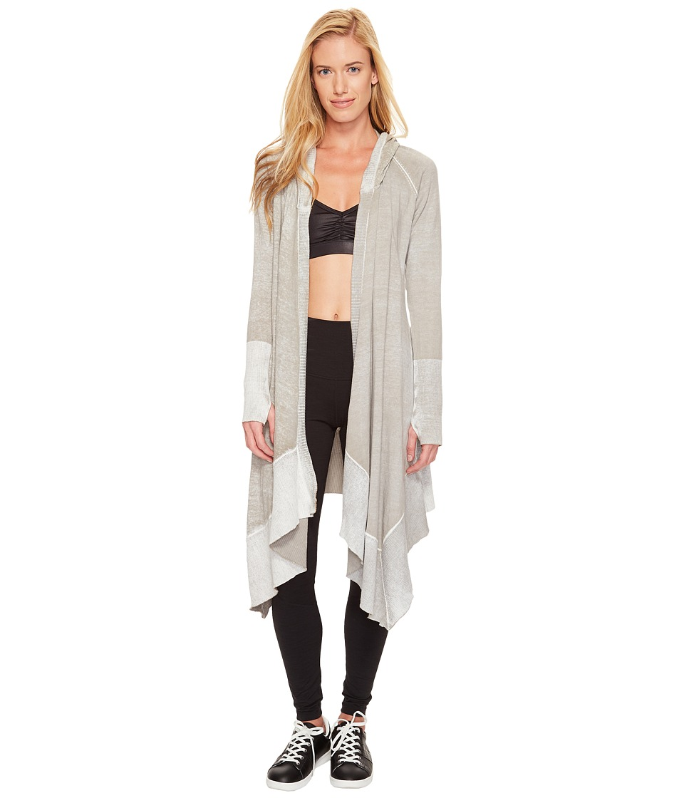 Blanc Noir Hunter Cardigan (Grey) Women