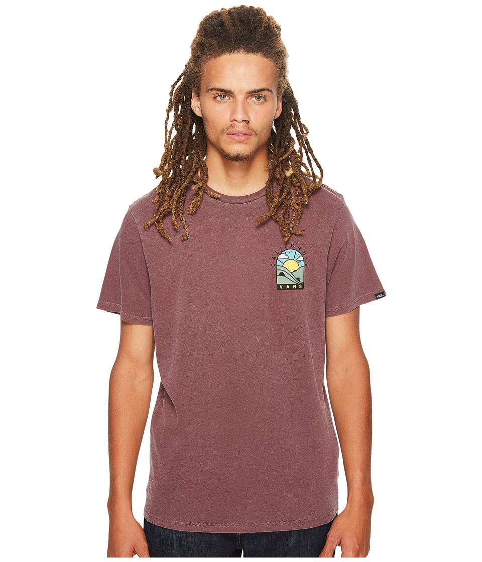Vans - Cali Hills Tee (Port Royale) Men's T Shirt