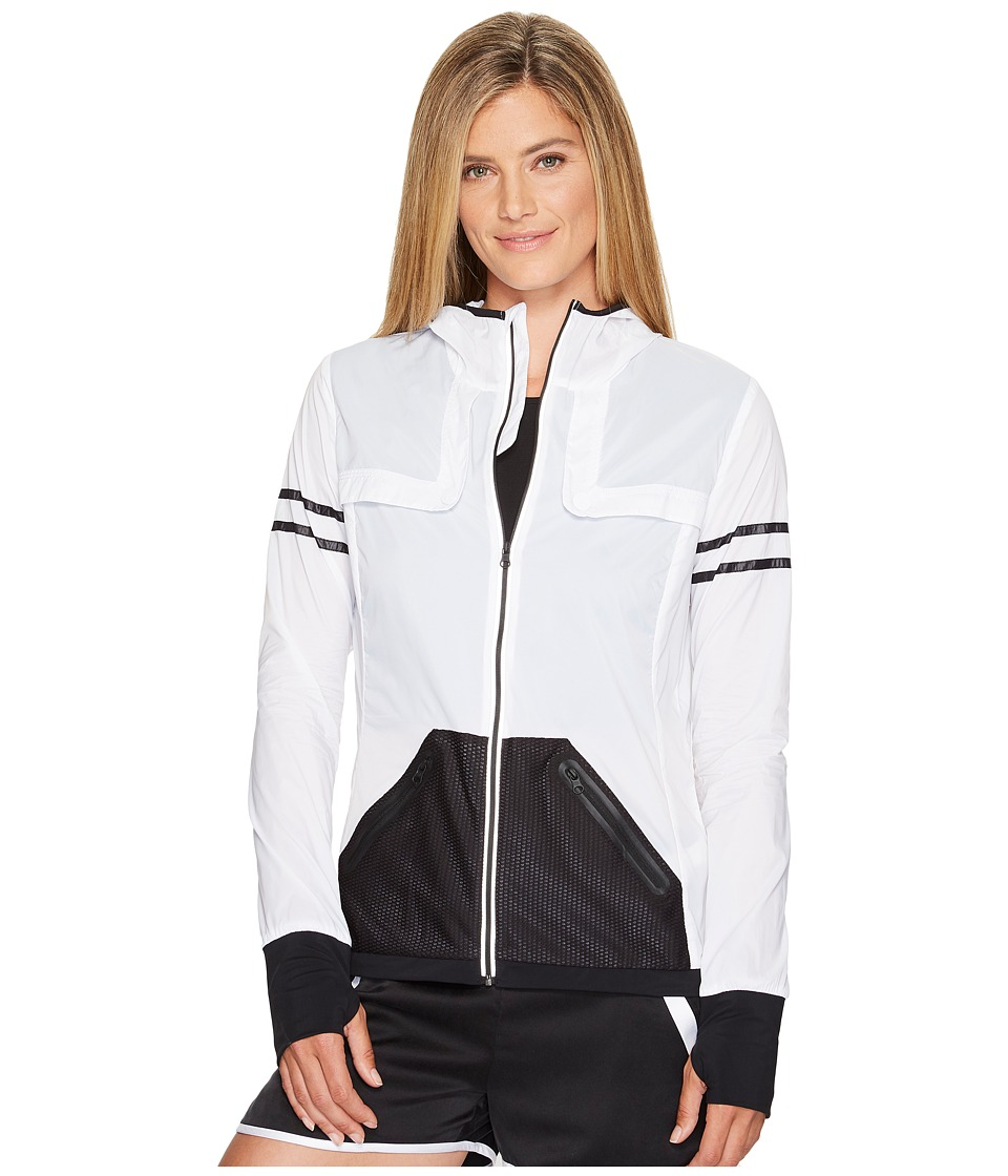 Blanc Noir - Moonlight Jacket (White/Black) Women's Jacket