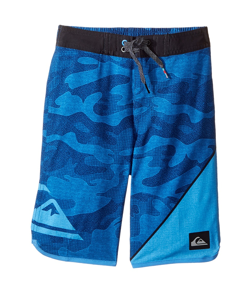 Quiksilver Kids - New Wave Everyday Boardshorts (Toddler/Little Kids) (Regatta) Boy's Swimwear