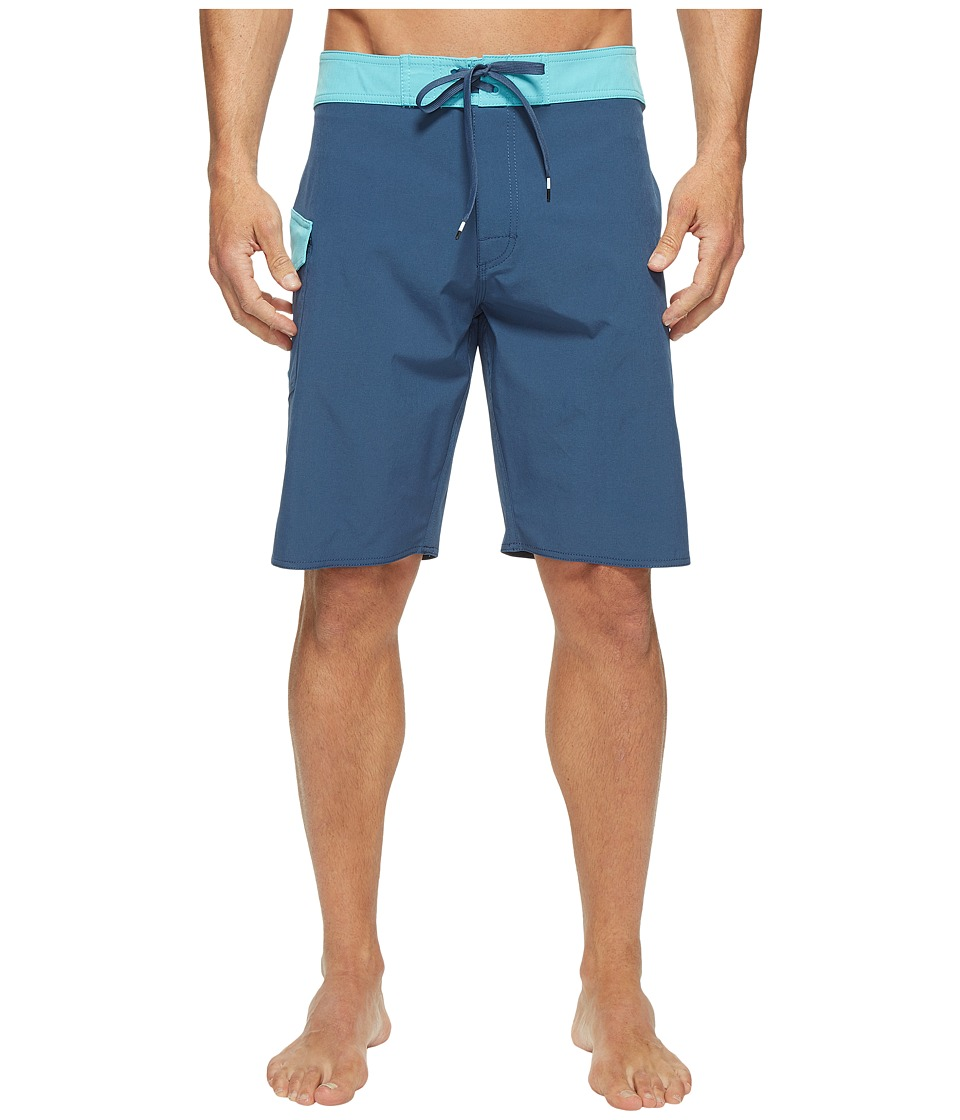 RVCA Register 20 Boardshorts (Dark Denim) Men