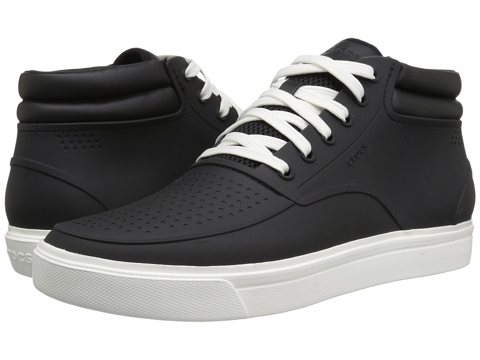 Crocs CitiLane Roka Chukka (Black/White) Men