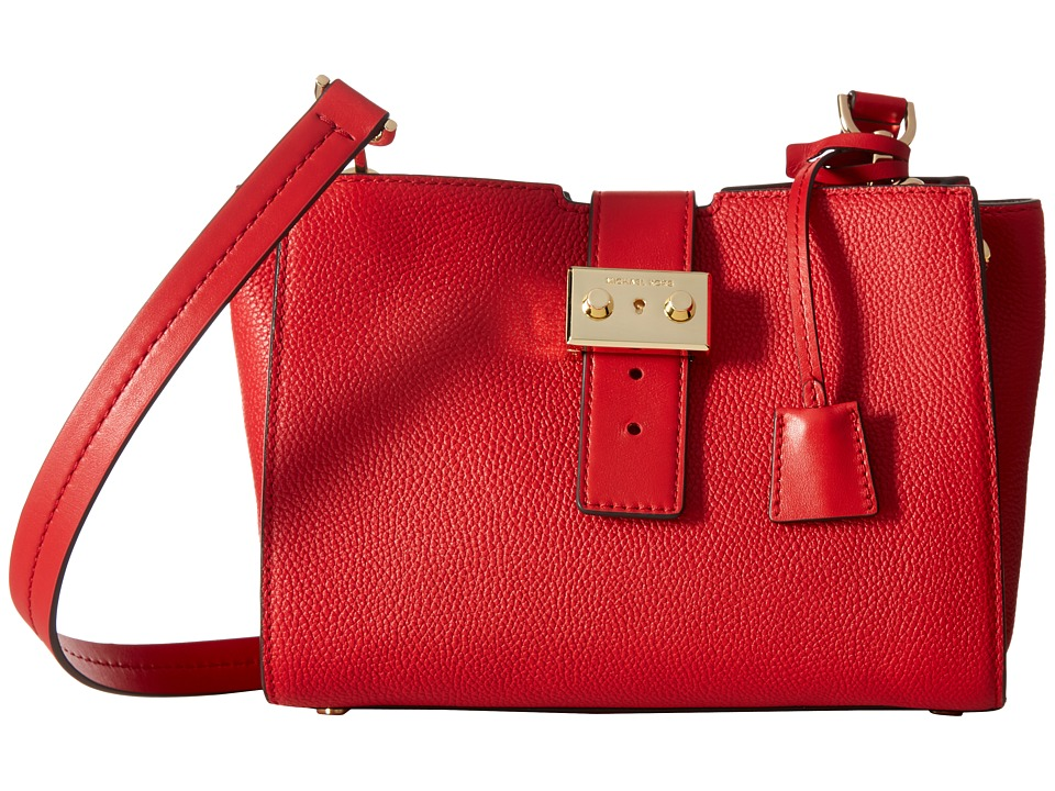 MICHAEL Michael Kors - Bond Medium Messenger (Bright Red) Messenger Bags