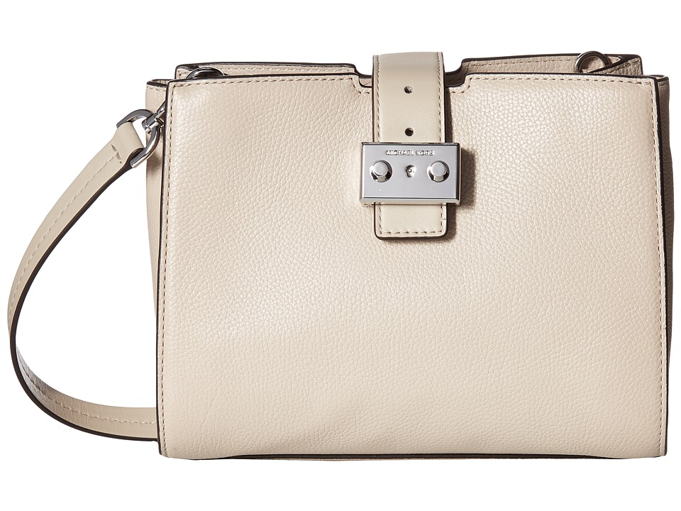 MICHAEL Michael Kors - Bond Medium Messenger (Cement) Messenger Bags