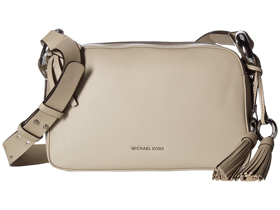 MICHAEL Michael Kors - Grand Medium Shoulder (Cement) Shoulder Handbags