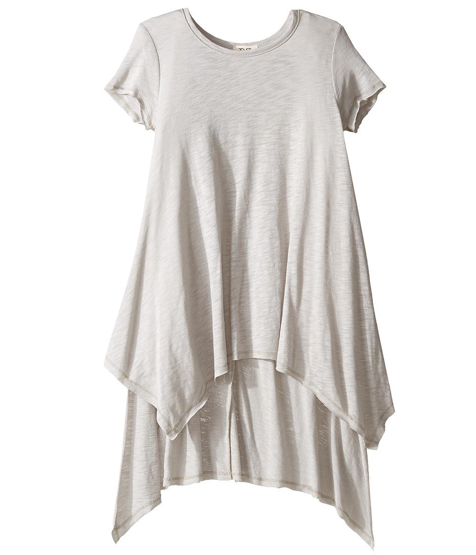 People's Project LA Kids - Hansel Top (Big Kids) (Light Grey) Girl's Clothing
