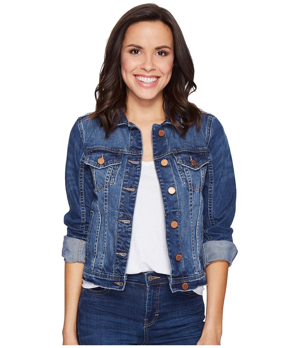 Blank NYC - Denim Jacket in Diet Pill (Diet Pill) Women's Coat