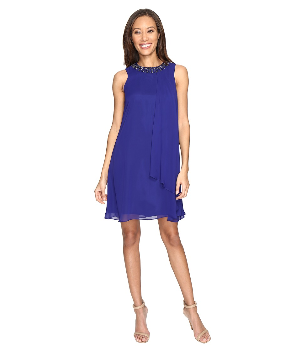 Vince Camuto Short Chiffon Dress