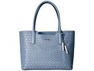 Calvin Klein Calvin Klein - Perforated Novelty Leather Tote