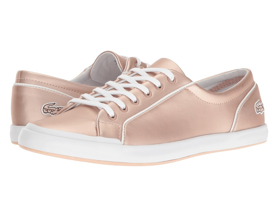 Lacoste Lancelle 6 Eye 117 2 (Light Pink) Women