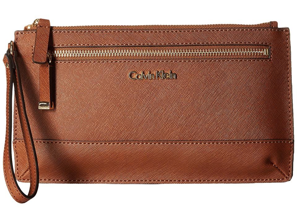 Calvin Klein - Large Wristlet (Luggage) Wristlet Handbags