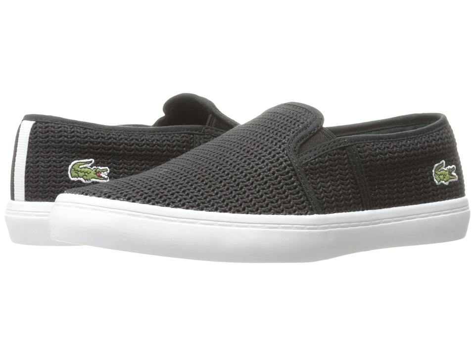 Lacoste Gazon 217 2 (Black) Women
