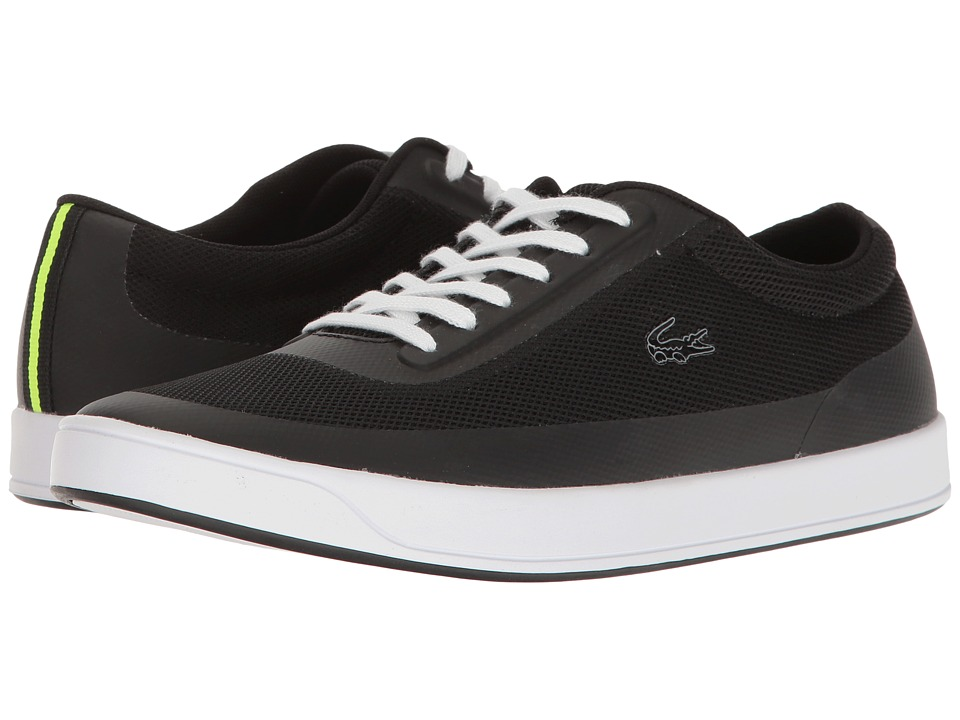Lacoste Lyonella Lace 217 1 (Black) Women