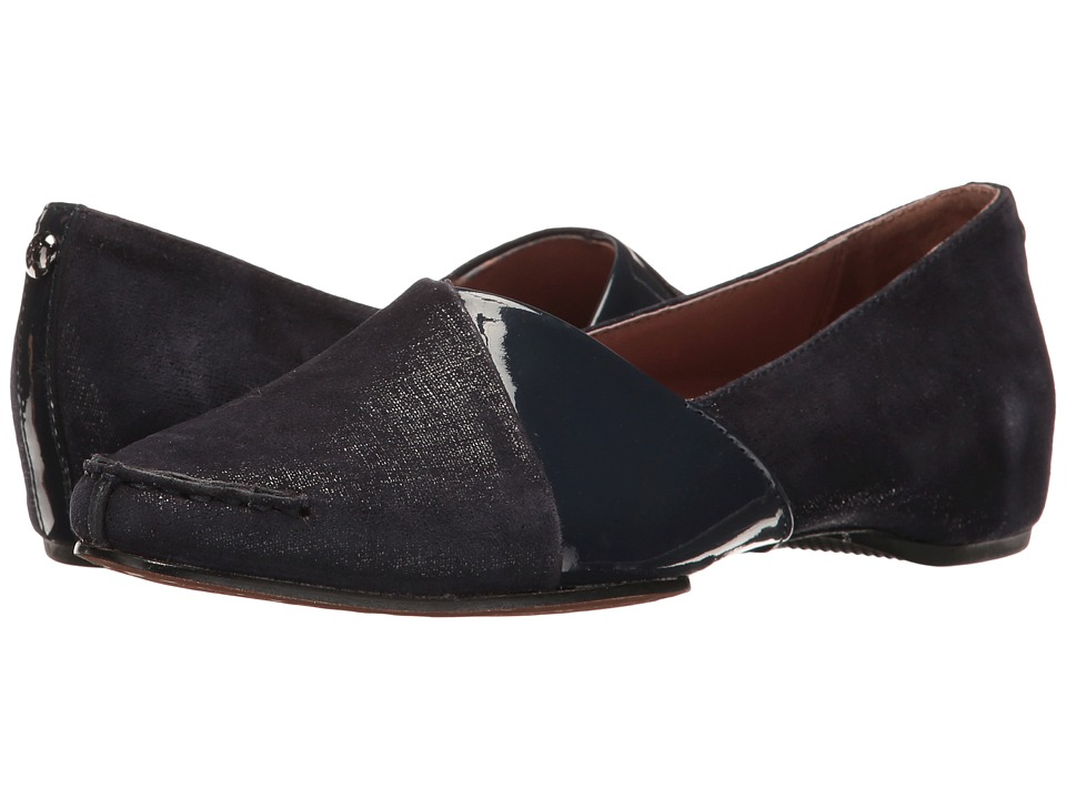 Donald J Pliner - Brix (Navy) Women's Shoes