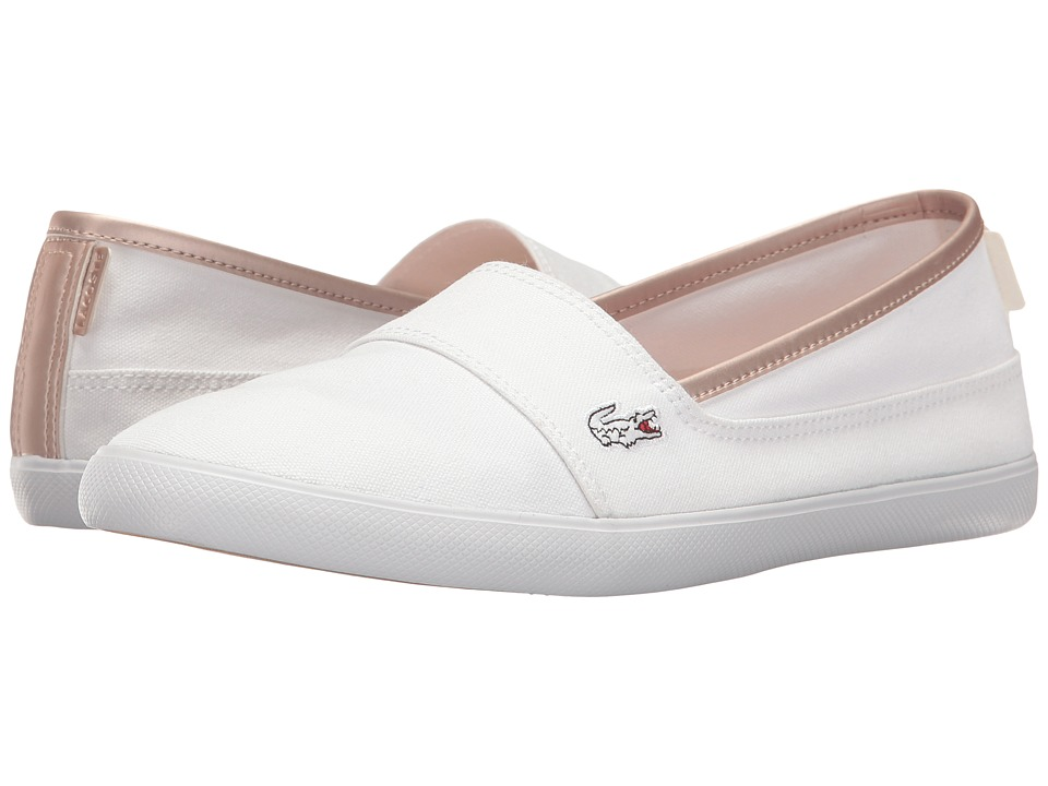 Lacoste - Marice 217 2 (White) Women's Shoes