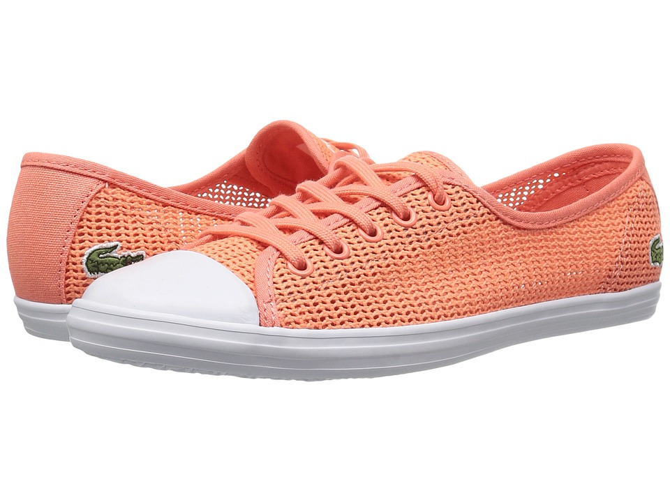 Lacoste ZIANE 217 1 (Light Orange) Women