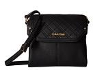 Calvin Klein Calvin Klein - Unlined Leather Crossbody
