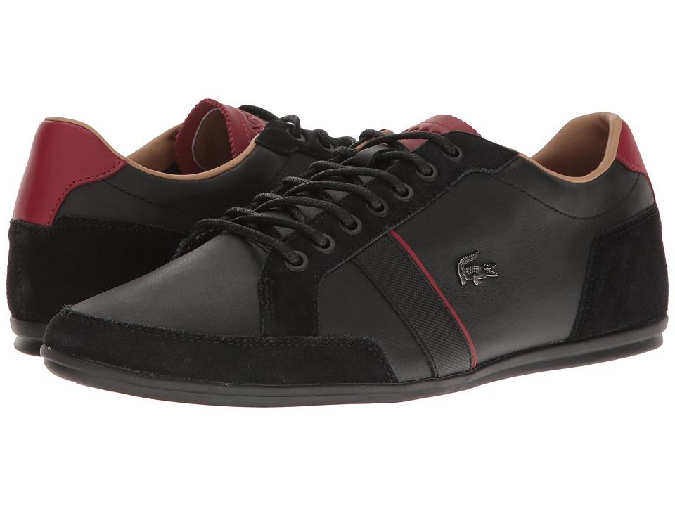 Lacoste - Alisos 117 1 Cam (Black) Men's Shoes