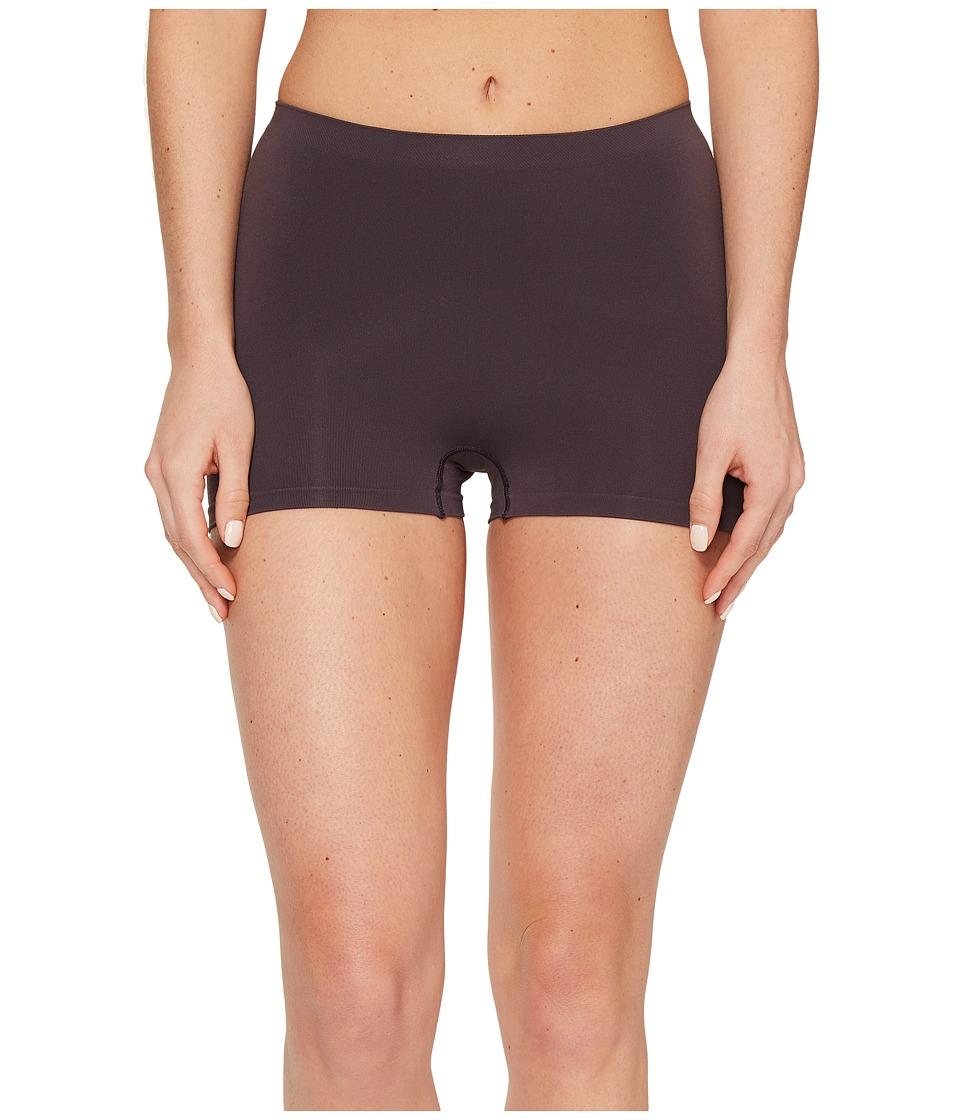Hanro - Touch Feeling Boyleg (Brown Stone) Women's Underwear