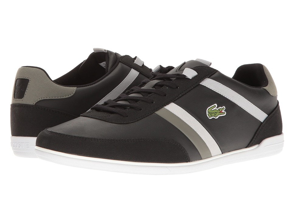 Lacoste Giron 117 1 (Black) Men