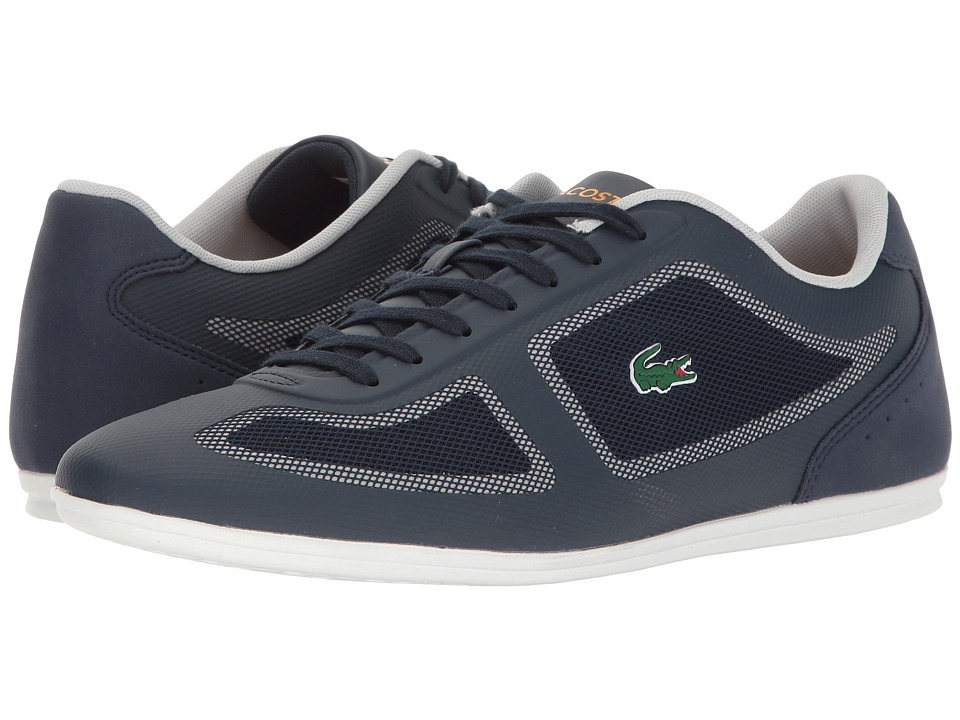 Lacoste - Misano EVO 117 1 (Navy) Men's Shoes