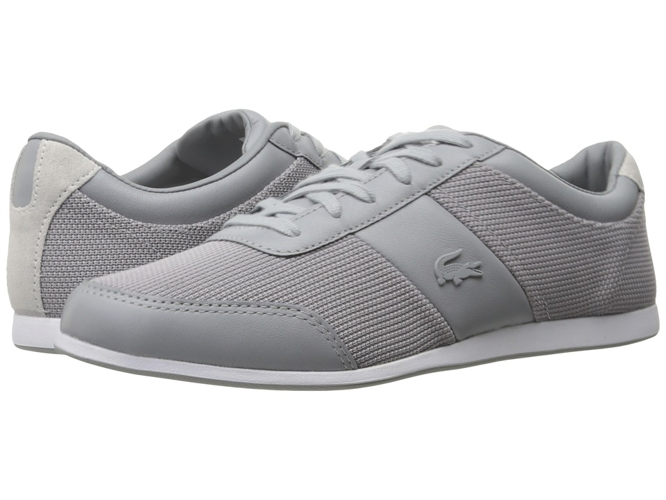 Lacoste - Embrun 217 1 (Grey) Men's Shoes