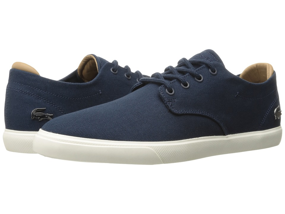 Lacoste - Espere 217 1 (Navy) Men's Shoes