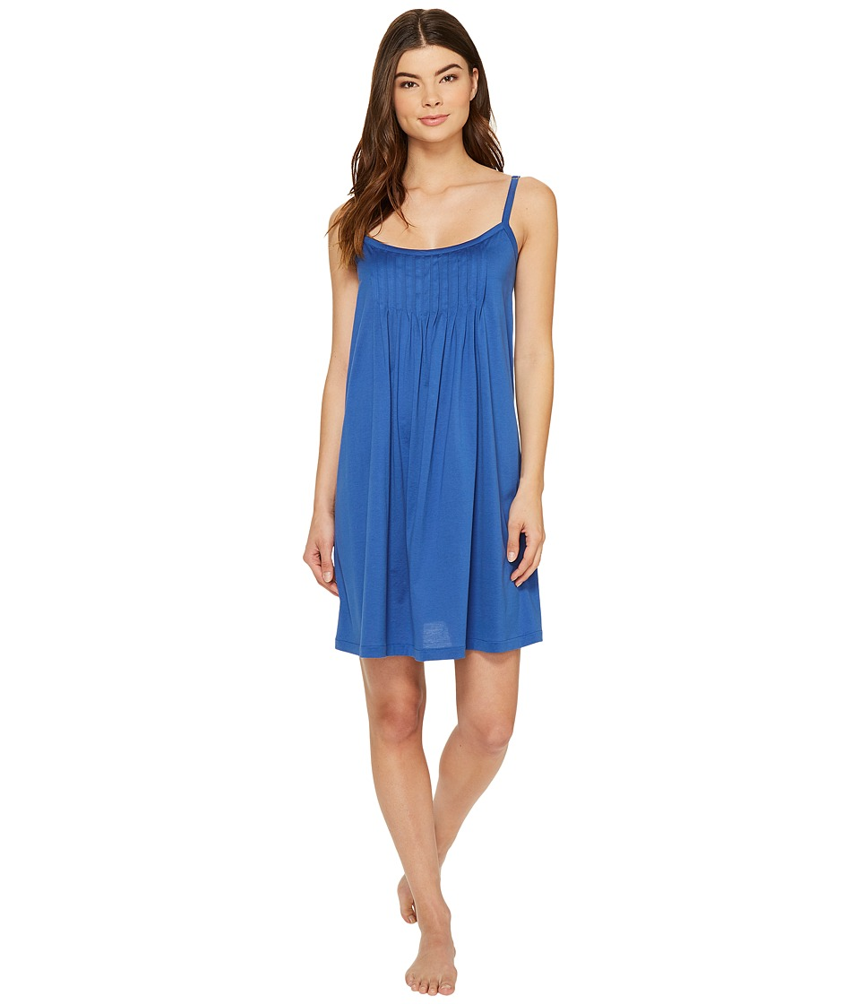 Hanro - Juliet Babydoll (Palace Blue) Women's Pajama