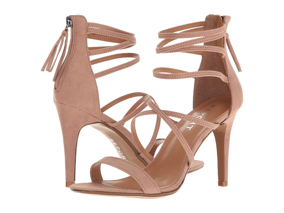 Report Arlo (Dusty Pink) High Heels