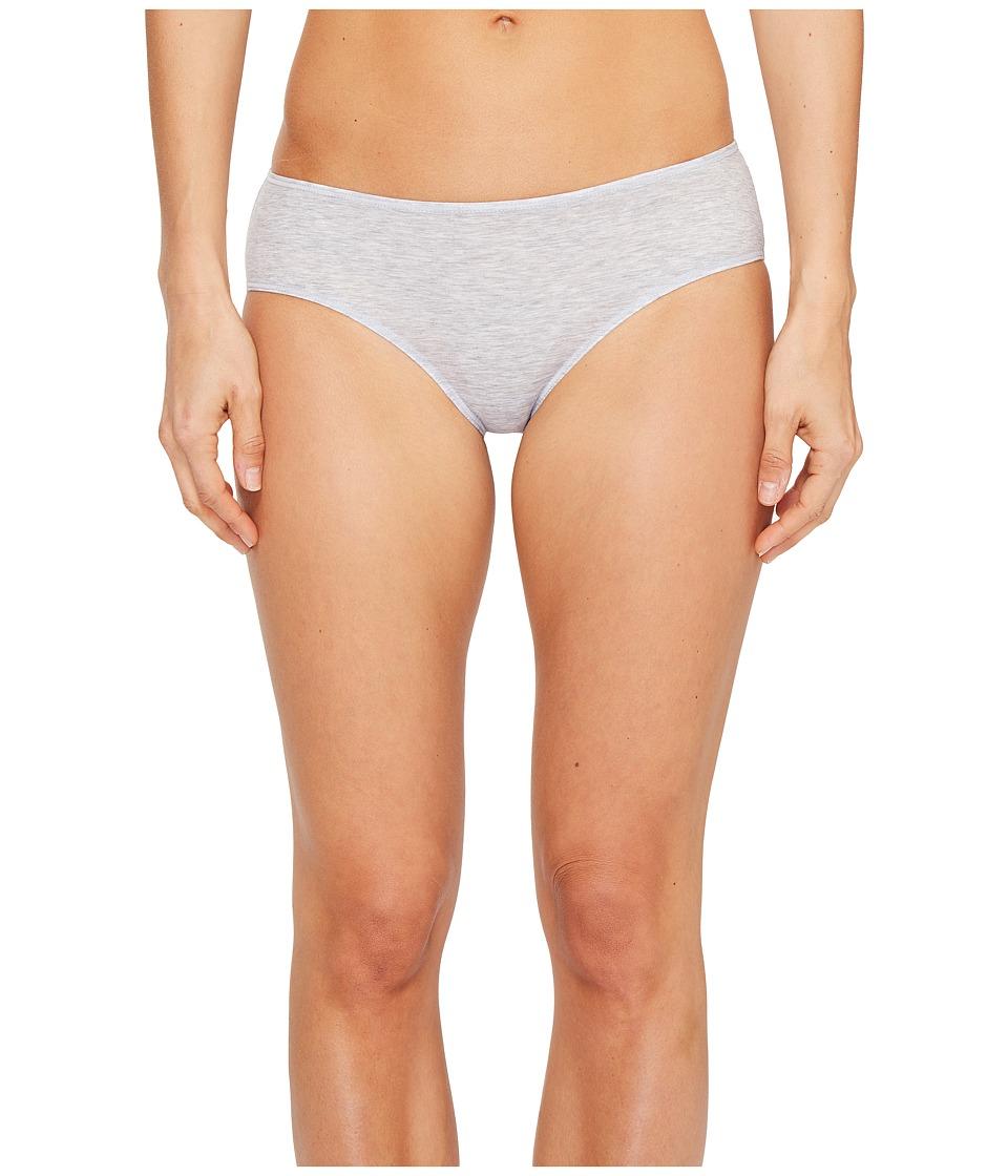 Hanro - Ultralight Hi-Cut Brief (Light Melange) Women's Underwear