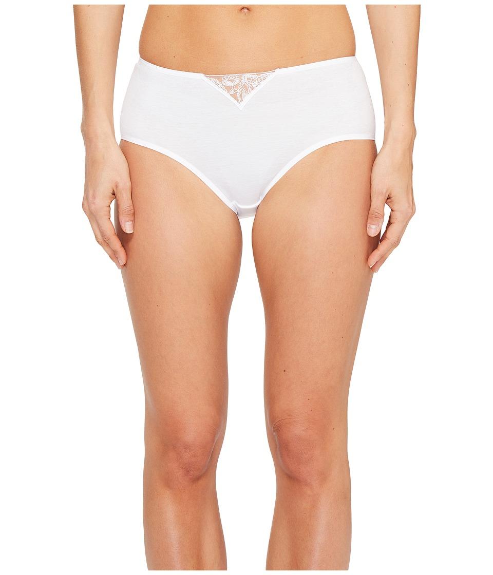 Hanro - Daphne Full Brief (White) Women's Underwear