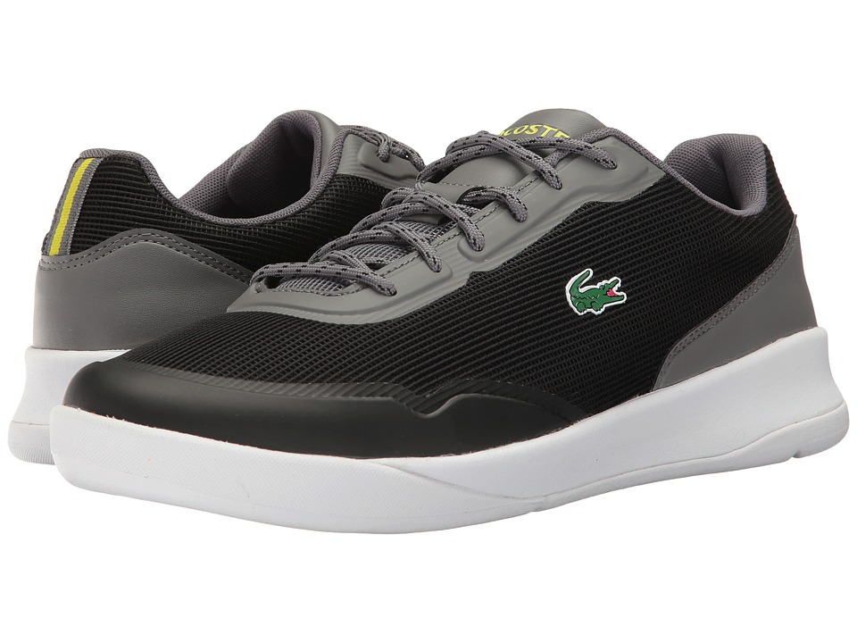 Lacoste - LT Spirit 217 2 (Black) Men's Shoes