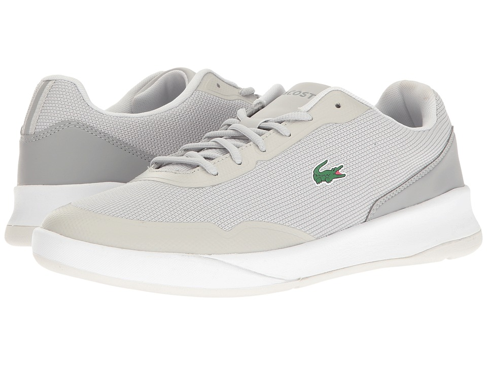 Lacoste - LT Spirit 217 1 (Light Grey) Men's Shoes