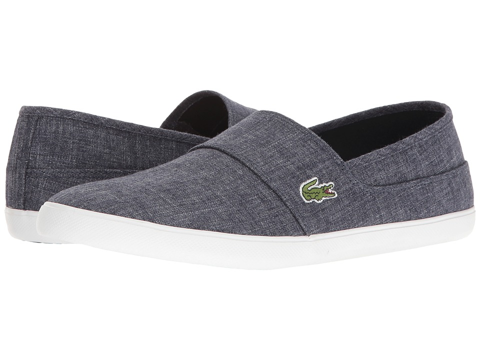 Lacoste - Marice 217 1 (Navy) Men's Shoes