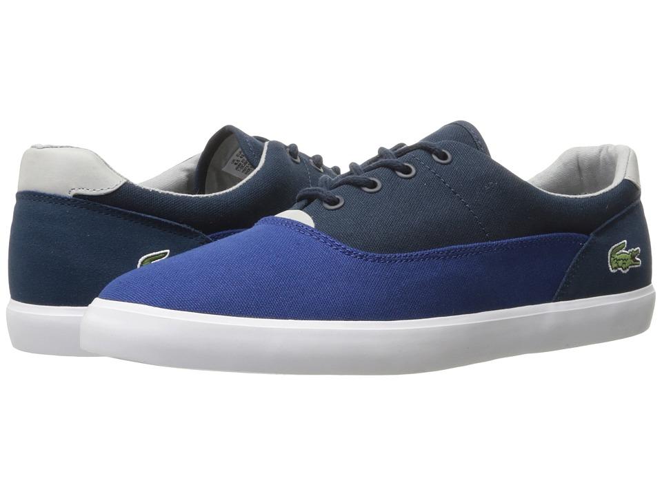 Lacoste - Jouer 217 1 (Dark Blue) Men's Shoes