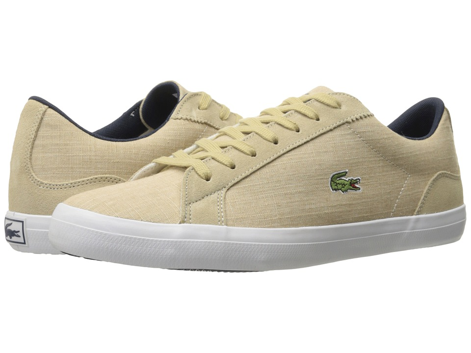 Lacoste - Lerond 217 1 (Light Tan) Men's Shoes