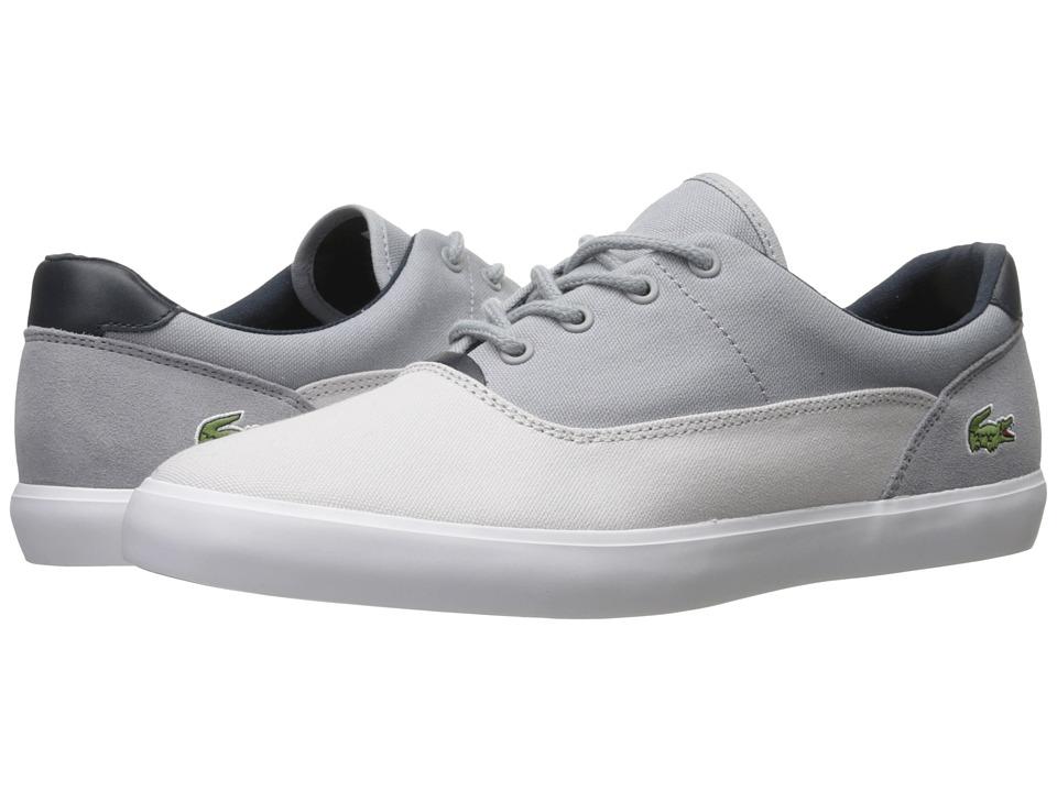 Lacoste - Jouer 217 1 (Light Grey) Men's Shoes