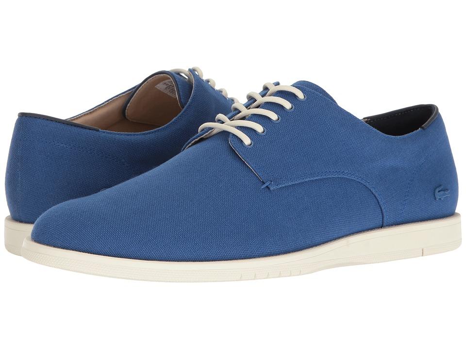 Lacoste Laccord 217 1 (Blue) Men