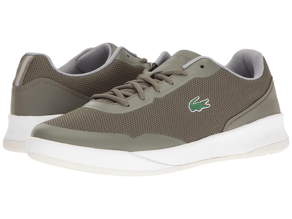 Lacoste - LT Spirit 217 1 (Khaki) Men's Shoes