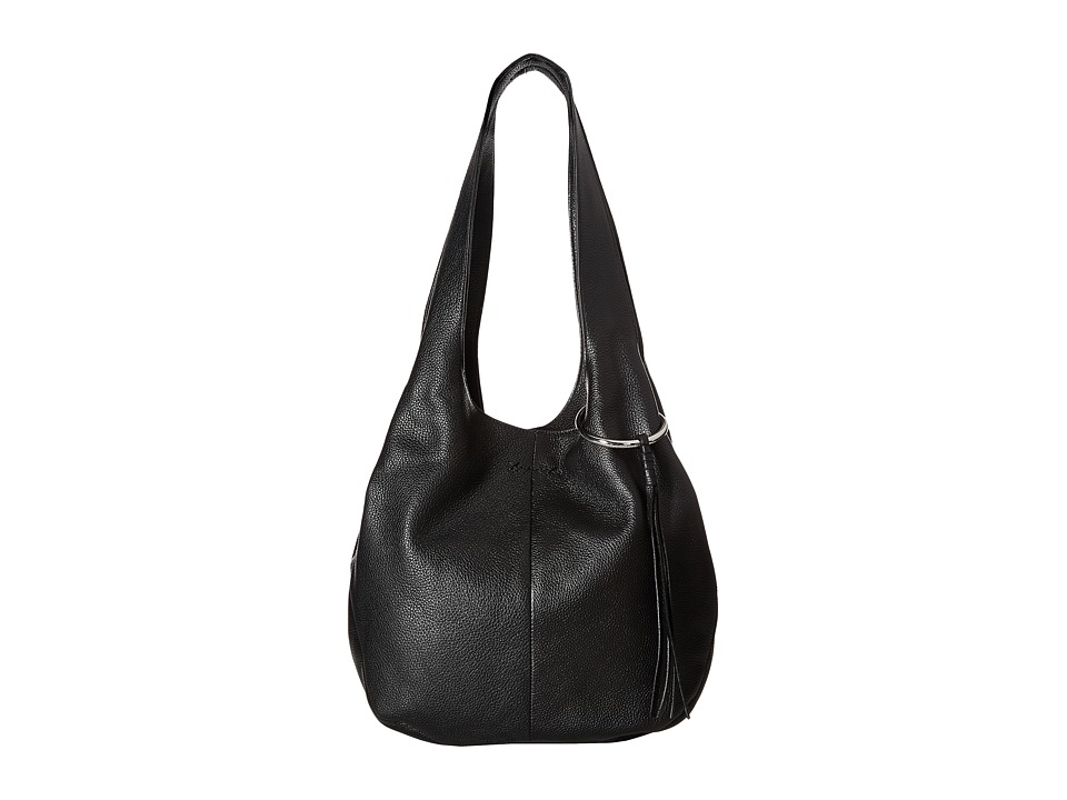Elizabeth and James - Finley Shopper (Black) Handbags