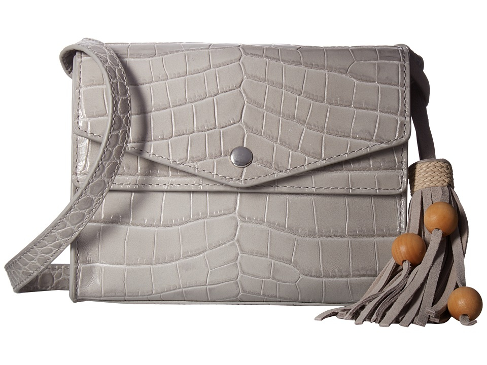 Elizabeth and James - Eloise Field Bag (Light Grey) Handbags