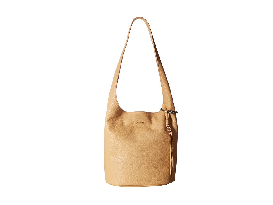 Elizabeth and James - Finley Courier (Natural) Hobo Handbags