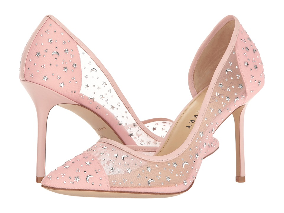 Katy Perry - The Anne (Pink/Soft Pink Mesh/Nappa) Women's Shoes