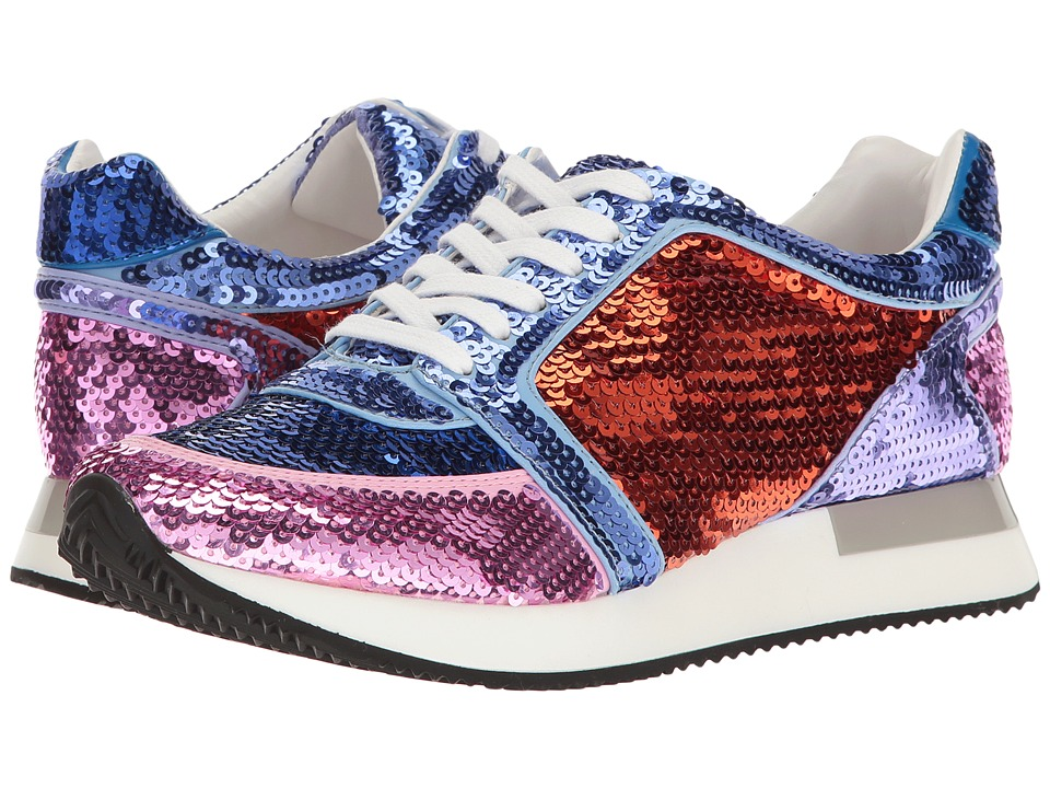 Katy Perry - The Lena (Blue Combo Sequin) Women's Shoes
