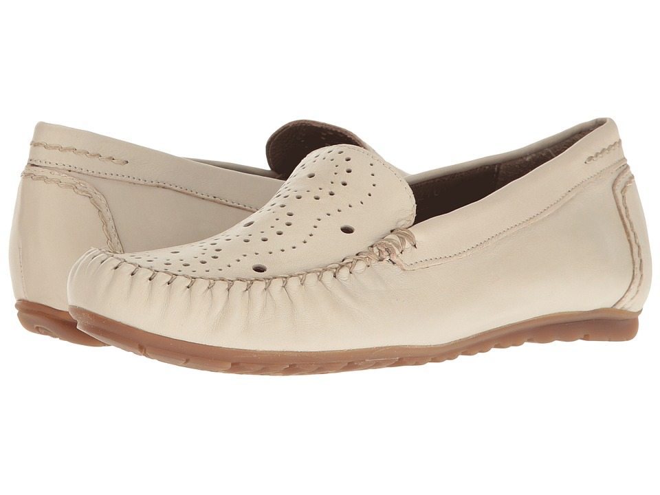 Rose Petals - Elle (Wheat Nappa) Women's Flat Shoes