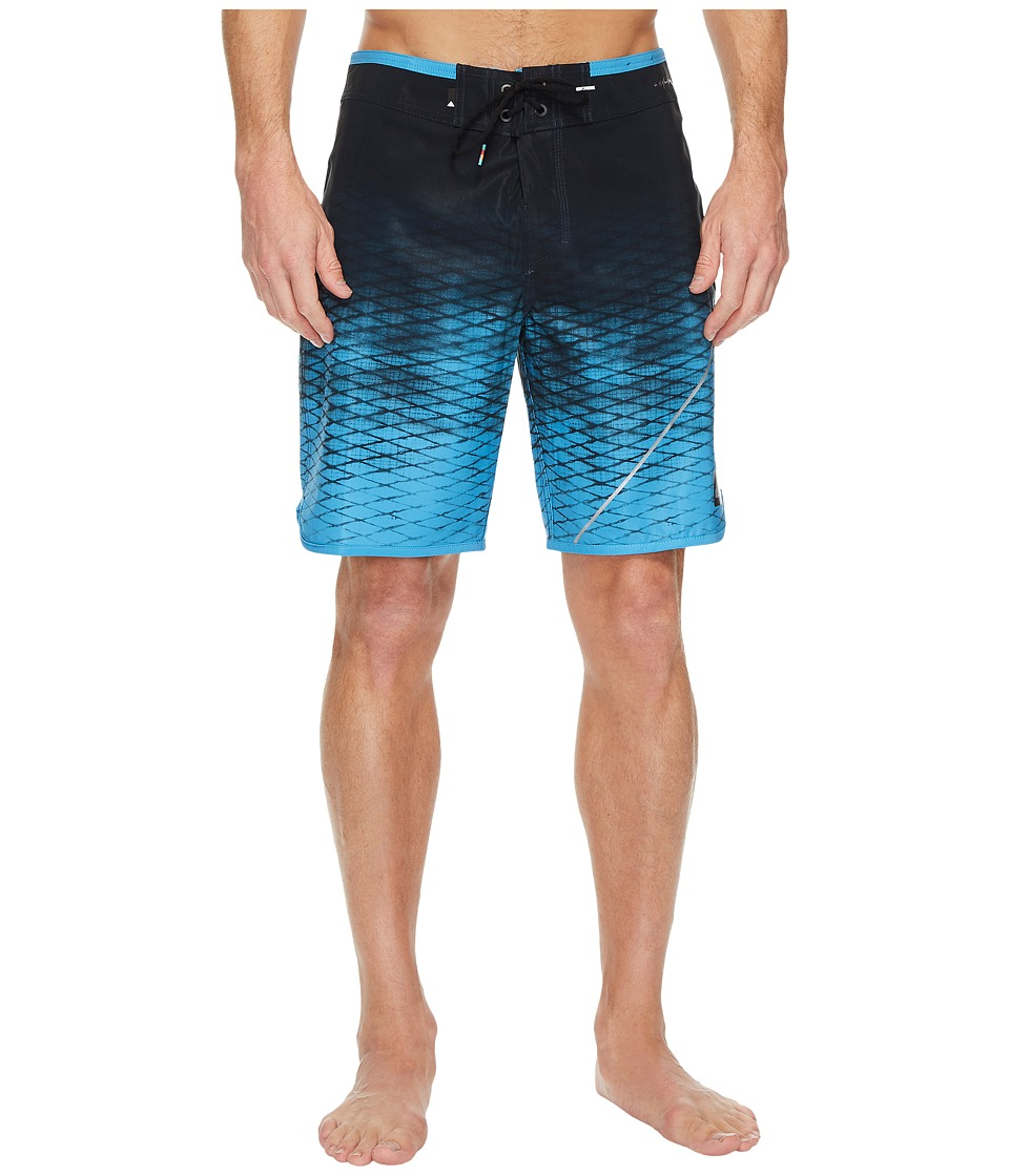 Quiksilver New Wave 19 Boardshorts (Tarmac) Men