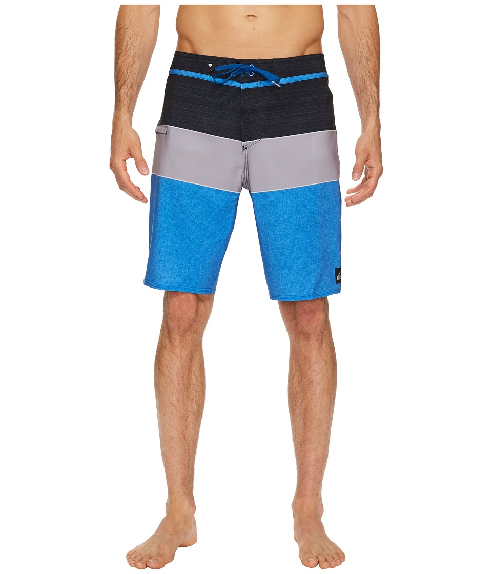 Quiksilver Everyday Blocked Vee 20 Boardshorts (Turkish Sea) Men