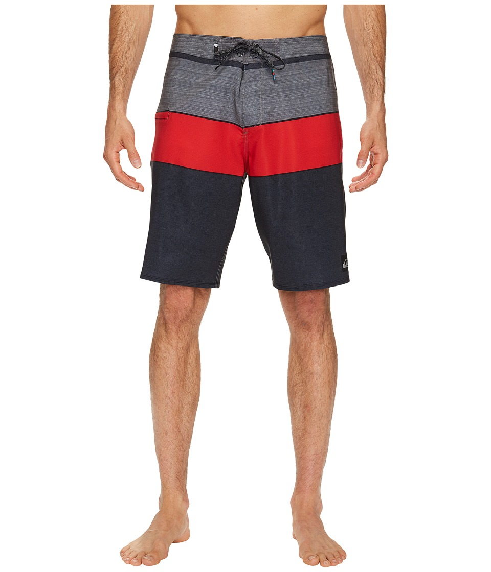 Quiksilver Everyday Blocked Vee 20 Boardshorts (Black 2) Men