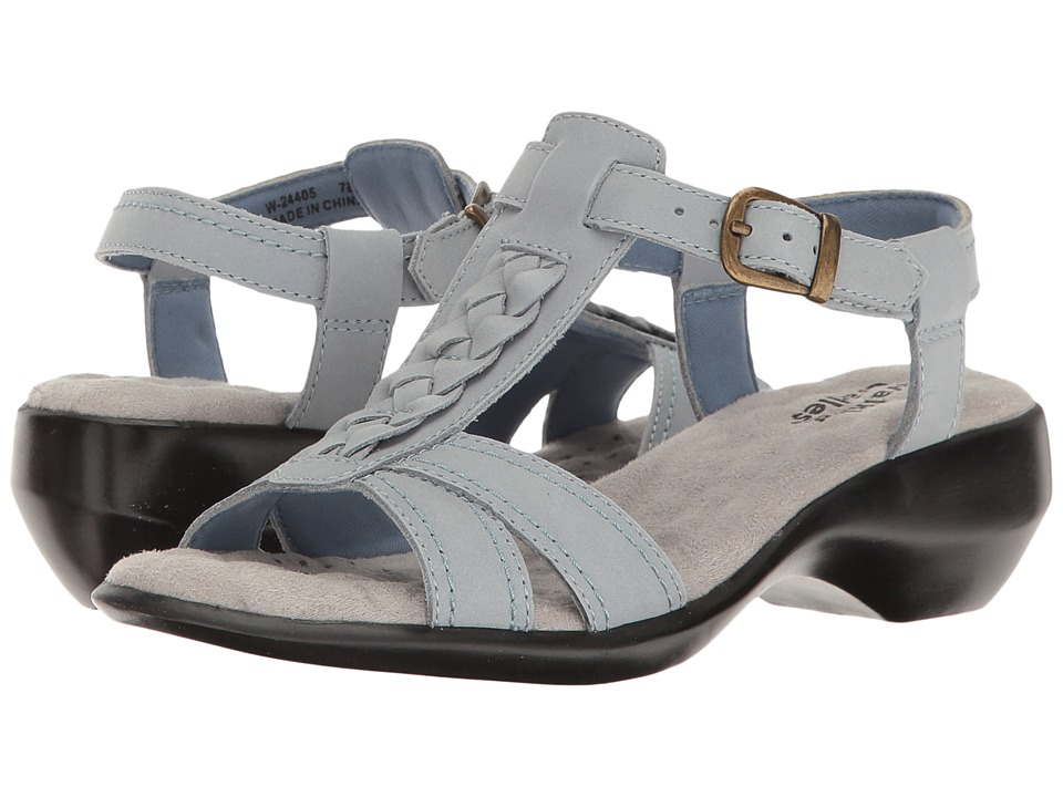 Walking Cradles - Lace (Denim) Women's Sandals